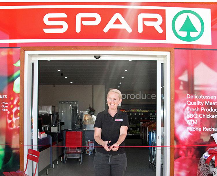 Spar Australia Opens New Store In Jandowae Spar International
