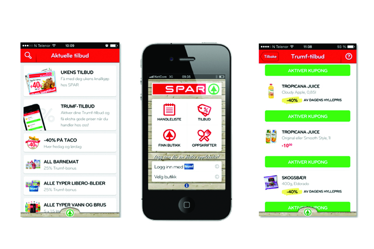 SPAR Norway launches new online store - SPAR International