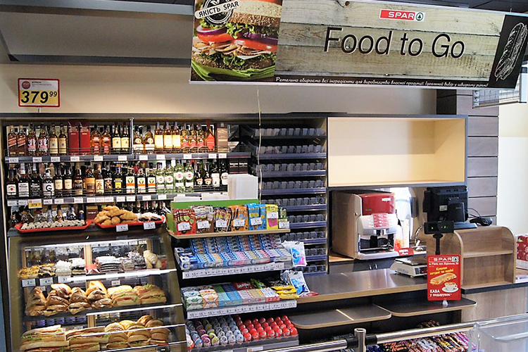 Food To Go : spar international announces exciting store openings in ukraine spar international ~ A.2002-acura-tl-radio.info Haus und Dekorationen