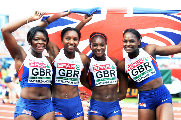 Spar Uk Signs Major Sponsorship Agreement With British Athletics