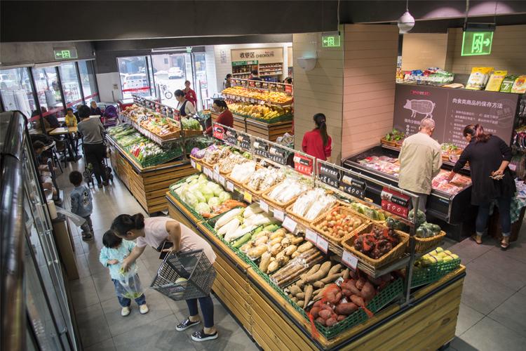SPAR Guangdong's flagship convenience store - SPAR International