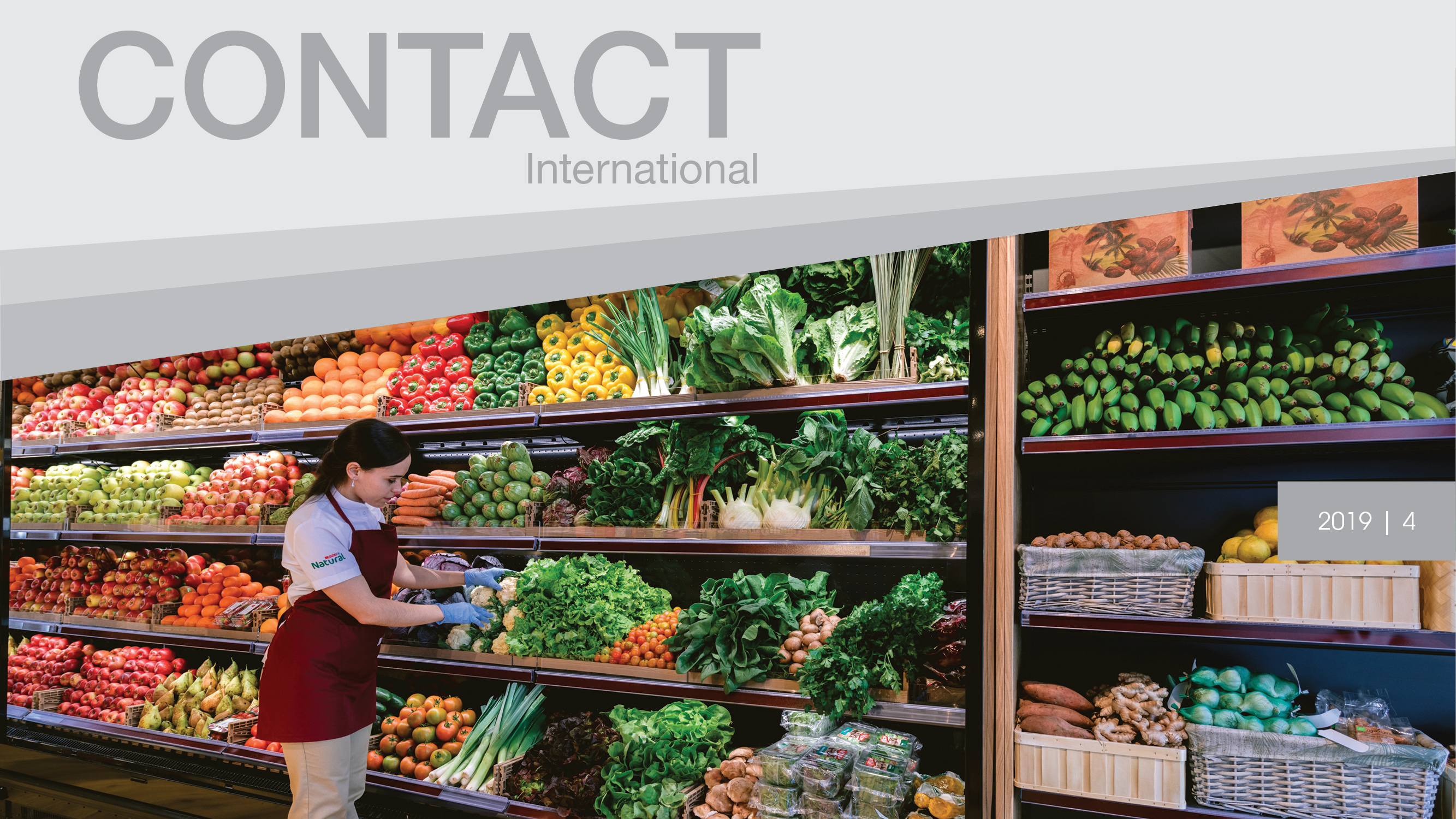 Latest SPAR Contact International magazine